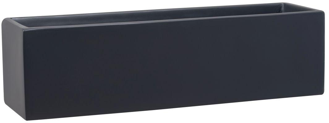 Donica z włókna szklanego D109S antracyt mat
