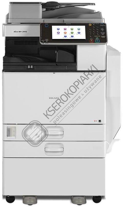 Kserokopiarka Ricoh aficio MPC5502 KOPRICMPC5502