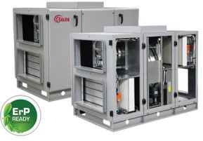 Rekuperator Salda RIRS 2500 HW EKO 3.0