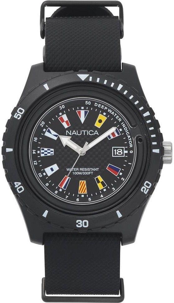 Zegarek Nautica NAPSRF001 - CENA DO NEGOCJACJI - DOSTAWA DHL GRATIS, KUPUJ BEZ RYZYKA - 100 dni na zwrot, możliwość wygrawerowania dowolnego tekstu.