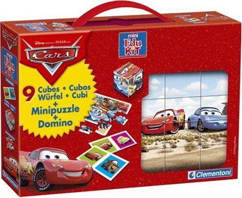 Clementoni  Gry edukacyjne  samochody naukowe i miniedukit
