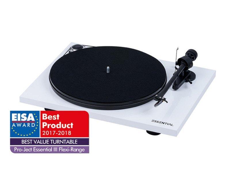 Pro-Ject Essential III Phono - Biały