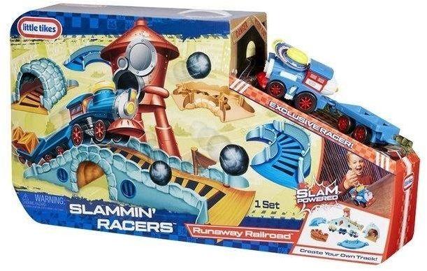 Slammin'' Racers - Arena z pociągiem