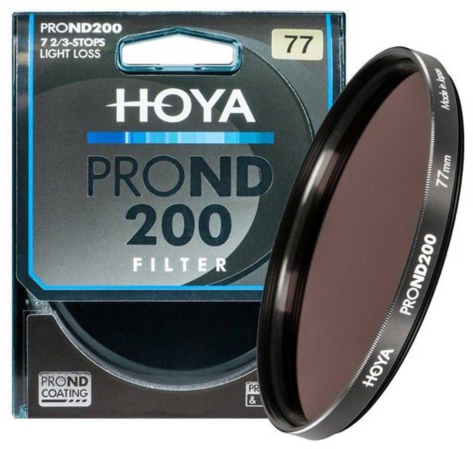 Filtr szary Hoya PRO ND200 55mm