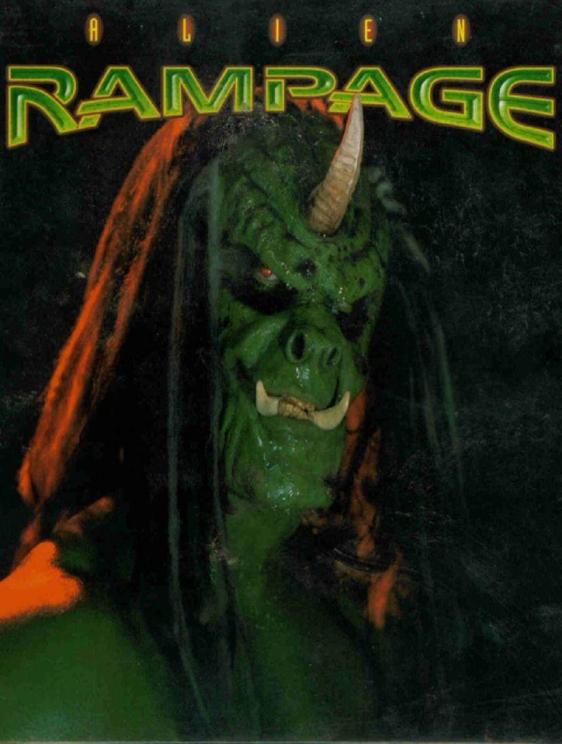 Alien Rampage (PC) DIGITAL