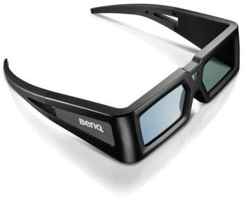BenQ D5 5J.J9H25.002 okulary migawkowe 3D DLP-Link