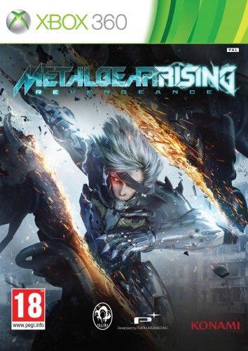 Metal Gear Rising Revengeance X360