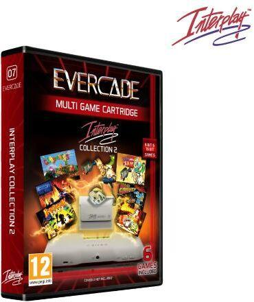Evercade Interplay Kolekcja 2