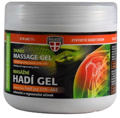 Żel do masażu z jadem węża 600ml na bóle mięśni i stawów
