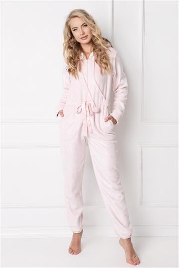 Kombinezon Sparkly Onesie Pink