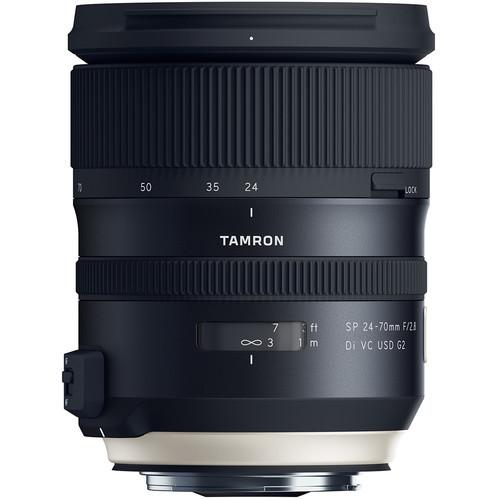 Tamron SP 24-70mm f/2.8 Di VC USD G2 - obiektyw zmiennoogniskowy do Nikon F Tamron SP 24-70mm f/2.8 Di VC USD G2