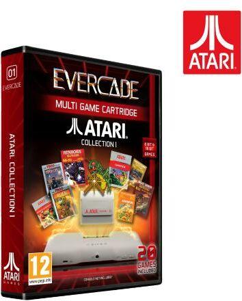 Evercade Atari Kolekcja 1