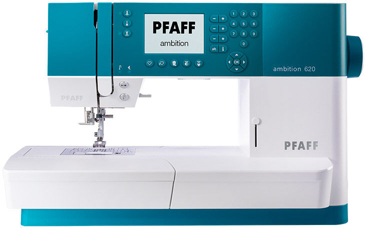 Maszyna do szycia Pfaff Ambition 620 - 136 ściegów