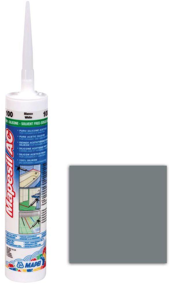 Silikon sanitarny MAPESIL AC 143 310 ml Tornado MAPEI