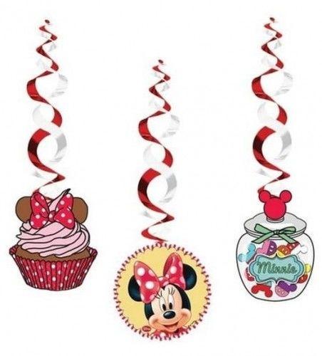 Świderki Minnie Mouse Cafe 3 szt.