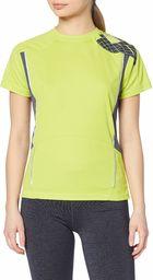Spiro Damska koszulka treningowa neon S