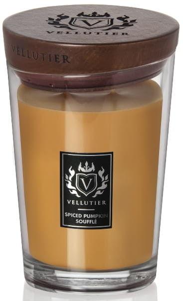Świeca zapachowa Vellutier Duża - Spiced Pumpkin Souffle