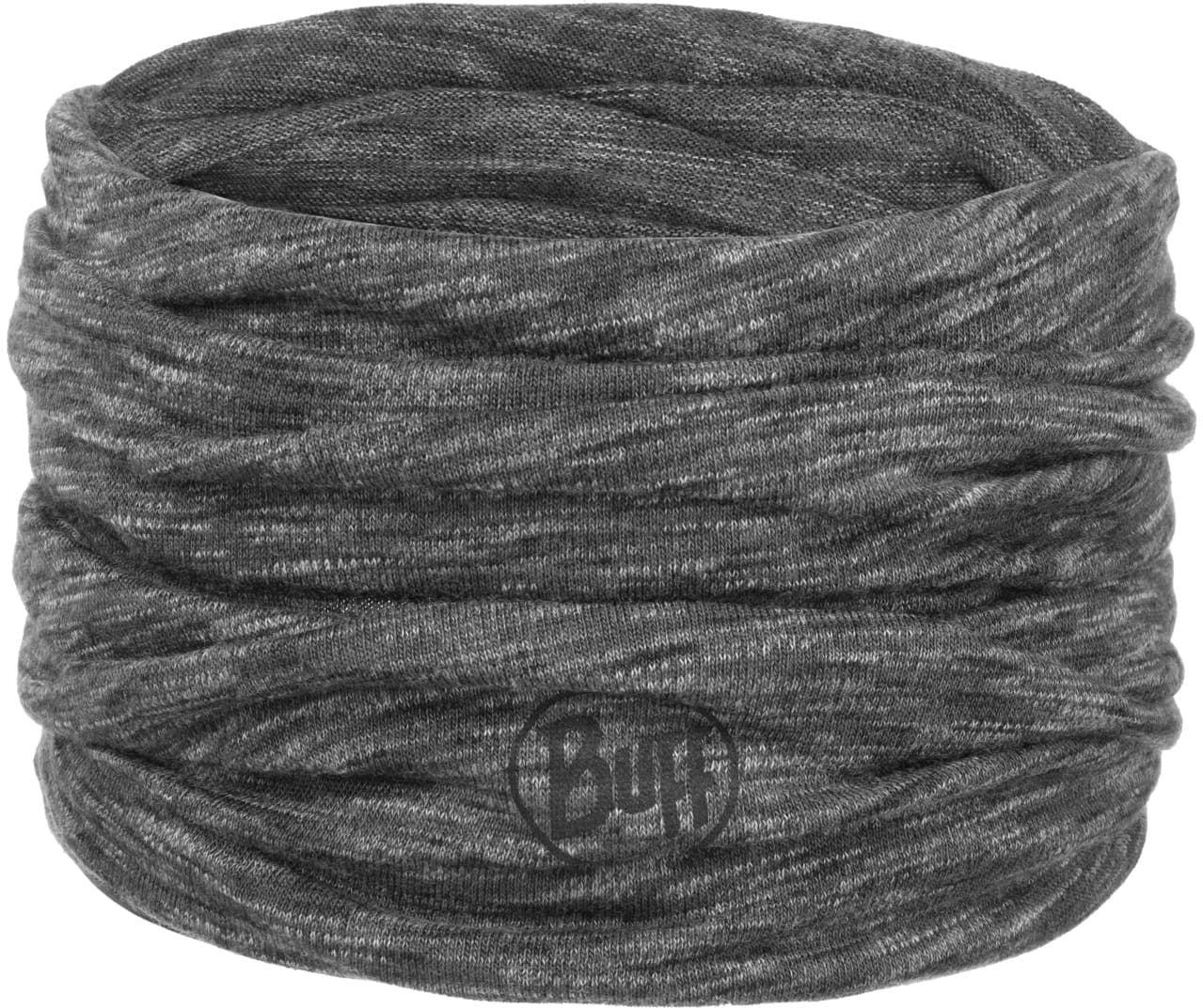Chusta Wielofunkcyjna Merino Stripes by BUFF, szary, One Size