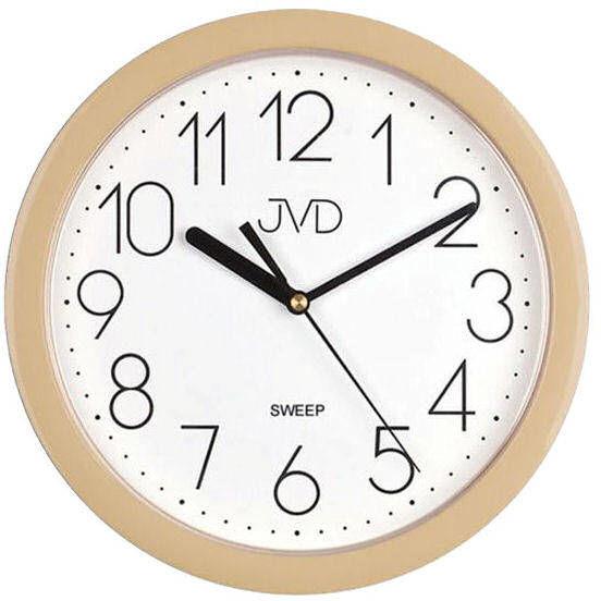 Zegar ścienny JVD HP612.15 Cichy mechanizm