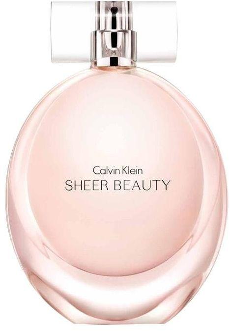 CALVIN KLEIN Sheer Beauty EDT spray 50ml