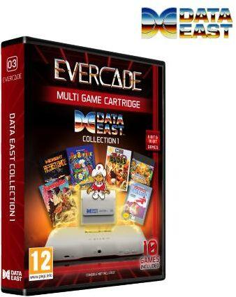 Evercade Data East Kolekcja 1