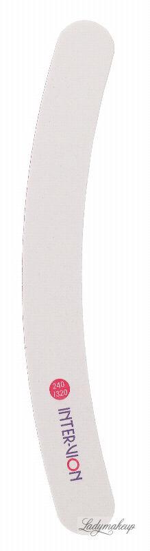 Inter-Vion - Pilnik do paznokci - 240/320 - BANAN