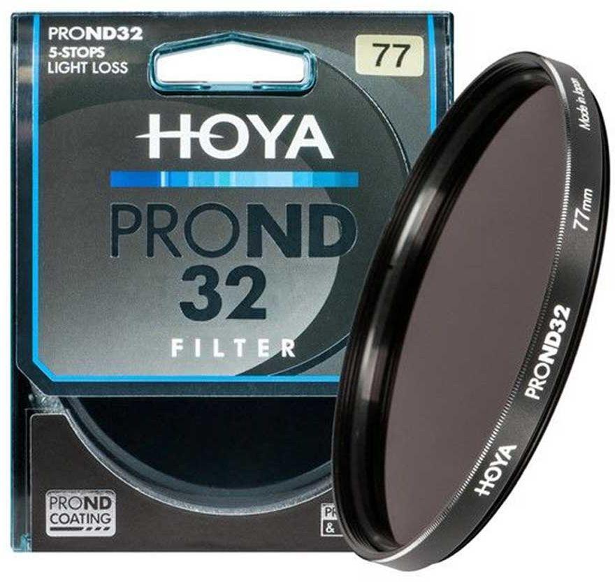 Filtr szary Hoya PRO ND32 58mm