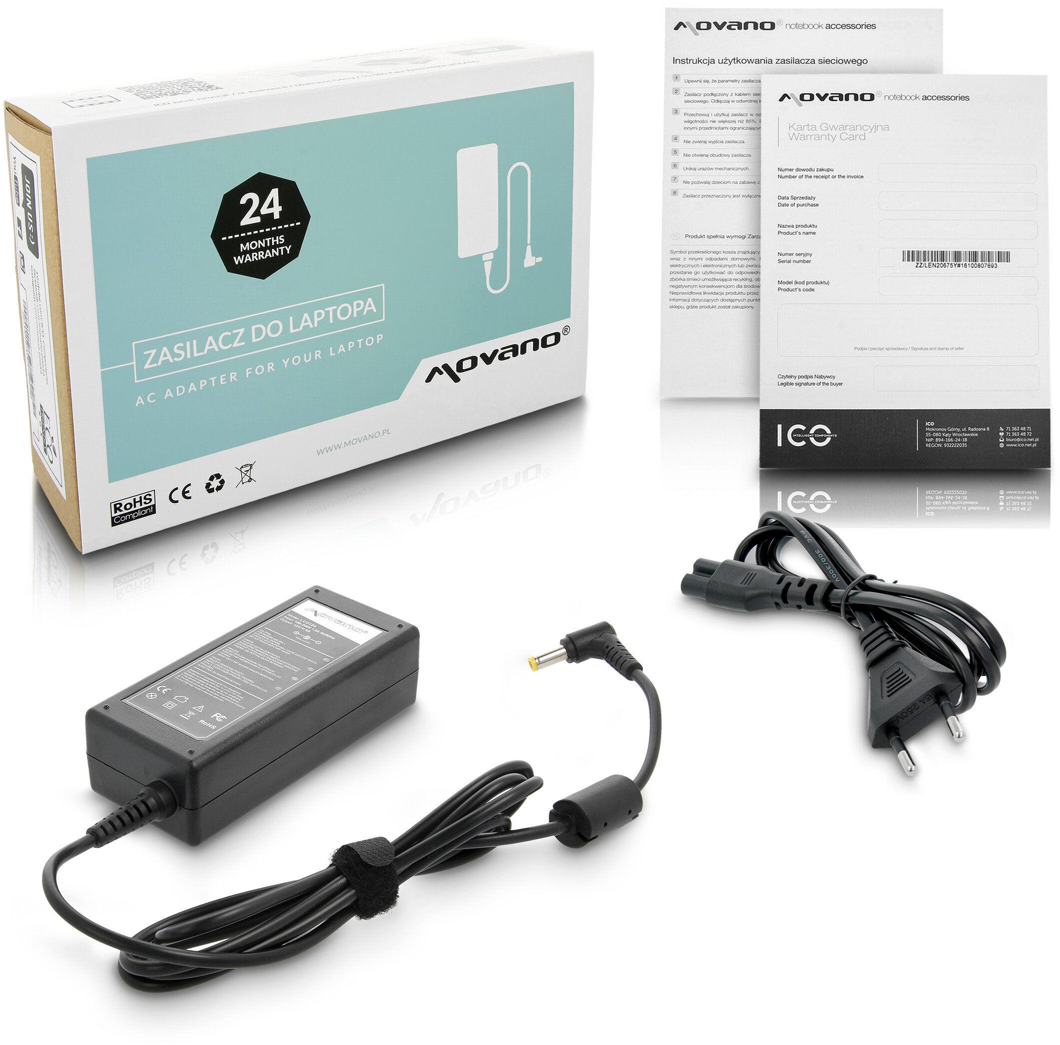 Zasilacz ładowarka ZZ/LCD124 do Compaq monitory LCD z zasilaniem 12v 4A (48 watt lub mniej)