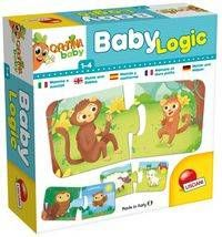 Carotina Baby Logic Mama i ich dzieci - Lisciani
