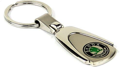 KeyChain Ltd. Brelok metalowy (2) - Skoda