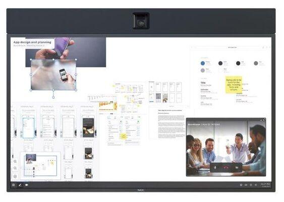 Monitor interaktywny NEC 65  InfinityBoard 2.1+ UCHWYTorazKABEL HDMI GRATIS !!! MOŻLIWOŚĆ NEGOCJACJI  Odbiór Salon WA-WA lub Kurier 24H. Zadzwoń i Zamów: 888-111-321 !!!