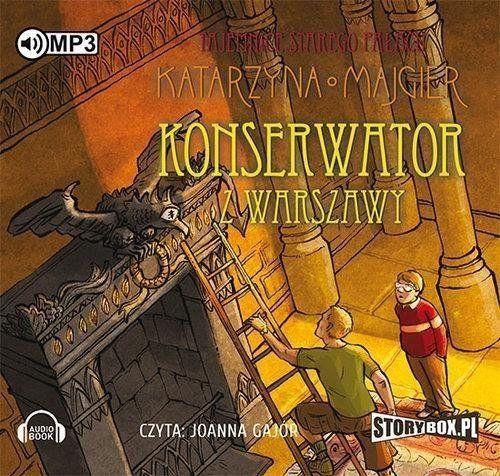 Tajemnice starego pałacu... audiobook - Katarzyna Majgier