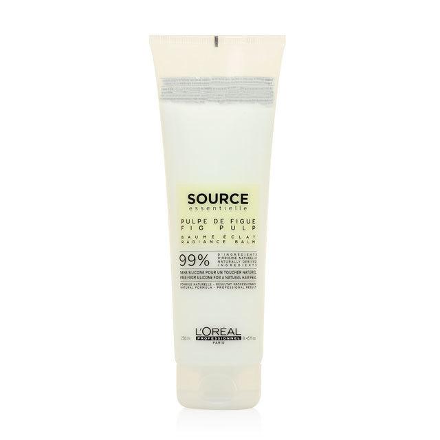 Loreal Source Essentielle Fig Pulp Radiance Balm Maska do włosów farbowanych 250 ml