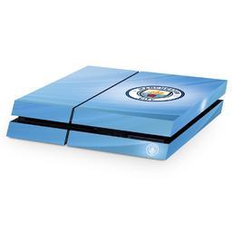 Manchester City - skórka na konsolę PS4
