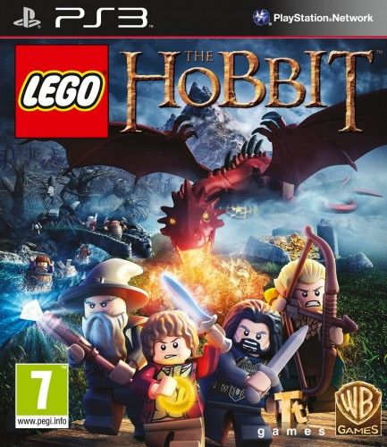 LEGO The Hobbit PS 3
