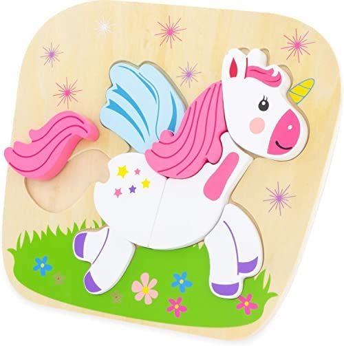 Ulysse 1523 Puzzle Unicorn