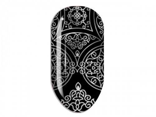 Nail Art Stikers Mollon Pro F094S naklejki do zdobienia