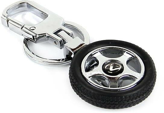 Brelok opona / koło samochodowe - Lexus
