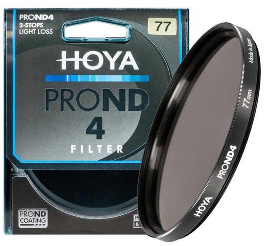 Filtr szary Hoya PRO ND4 52mm