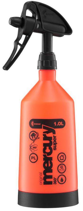 Opryskiwacz ręczny MERCURY SUPER 360 1 l KWAZAR