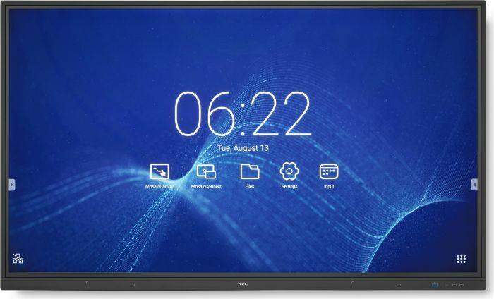 Monitor dotykowy wielkoformatowy NEC MultiSync CB751Q+ UCHWYTorazKABEL HDMI GRATIS !!! MOŻLIWOŚĆ NEGOCJACJI  Odbiór Salon WA-WA lub Kurier 24H. Zadzwoń i Zamów: 888-111-321 !!!