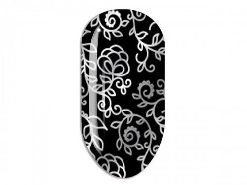 Nail Art Stikers Mollon Pro F114S naklejki do zdobienia