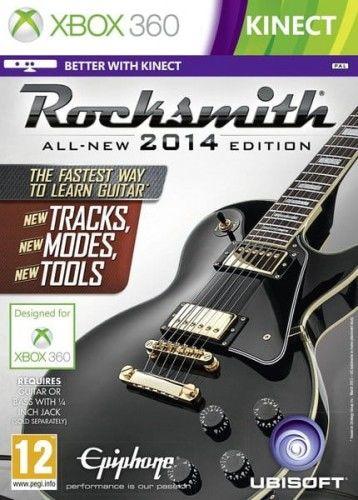 Rocksmith 2014 X360