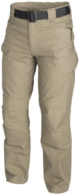 Spodnie Helikon UTP PoliCotton RipStop Khaki (SP-UTL-PR-13)