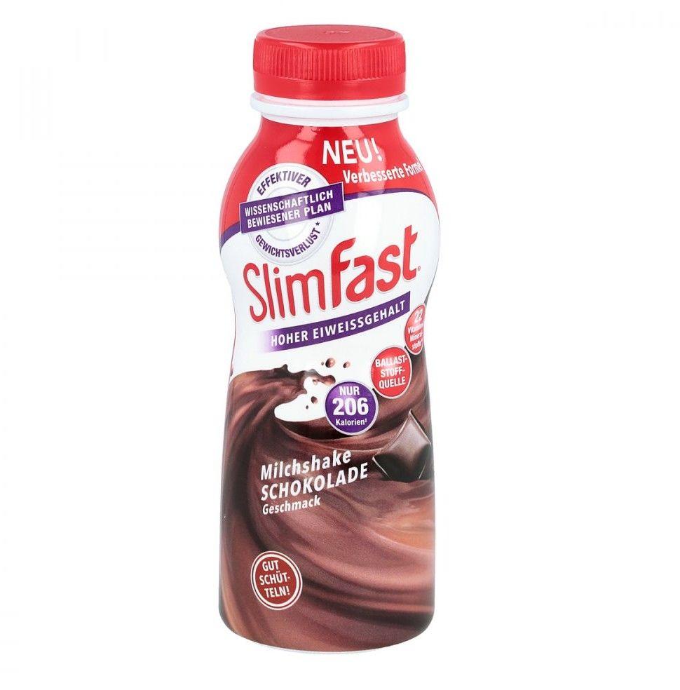 Slim Fast gotowy napój dietetyczny o smaku czekoladowym
