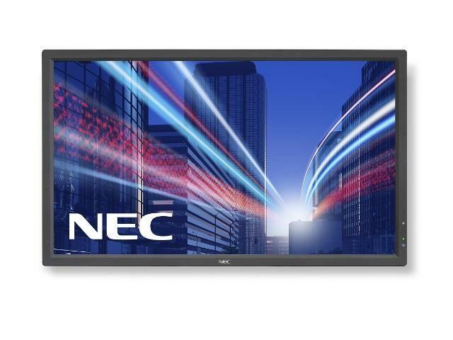 Monitor wielkoformatowy Nec MultiSync  V323-3 PG (Protective Glass)+ UCHWYTorazKABEL HDMI GRATIS !!! MOŻLIWOŚĆ NEGOCJACJI  Odbiór Salon WA-WA lub Kurier 24H. Zadzwoń i Zamów: 888-111-321 !!!