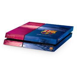 FC Barcelona - skórka na konsolę PS4