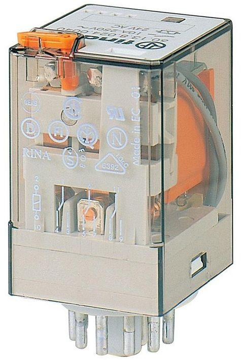 Przekaźnik 3CO 10A 230V AC Finder 60.13.8.230.0040 Przekaźnik 3CO 10A 230V AC Finder 60.13.8.230.0040