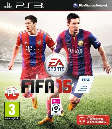 FIFA 15 PS3 ALLPLAY