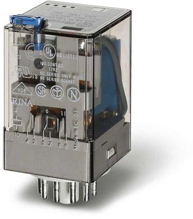 Przekaźnik 3CO 10A 24V DC Finder 60.13.9.024.0040 Przekaźnik 3CO 10A 24V DC Finder 60.13.9.024.0040
